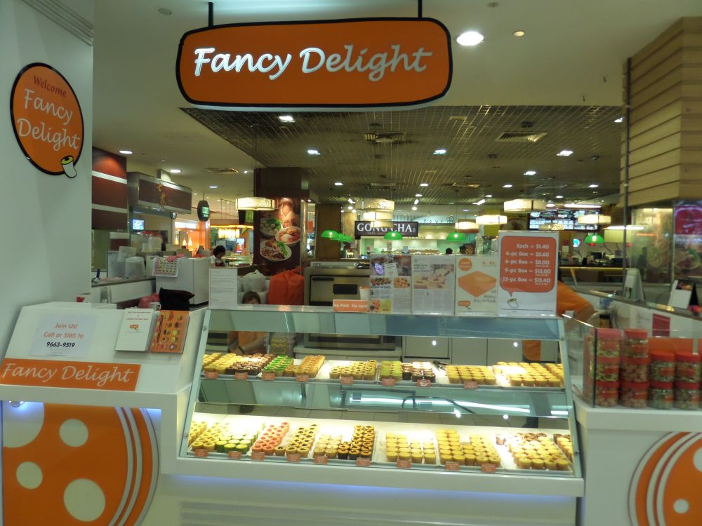 Fancy Delight