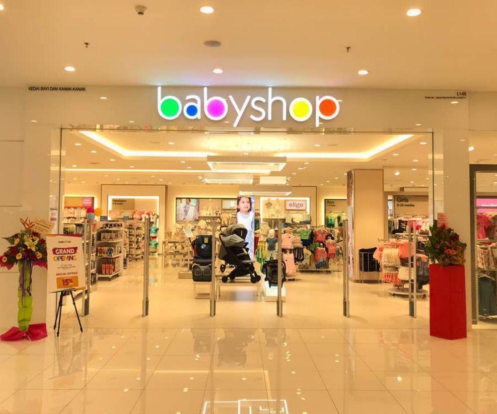 Babyshop  Maternity and Baby  Fashion  East Coast Mall