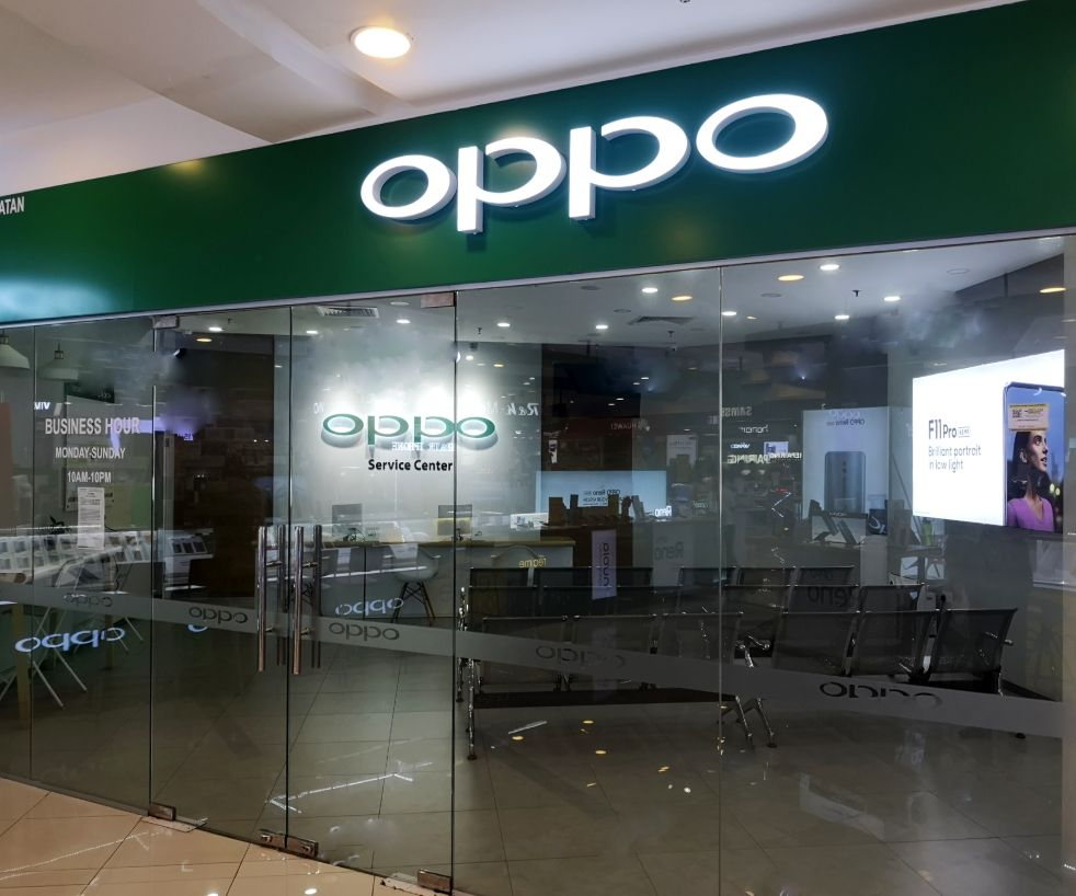 OPPO Service Centre | Telecommunications | Digital | The Mines