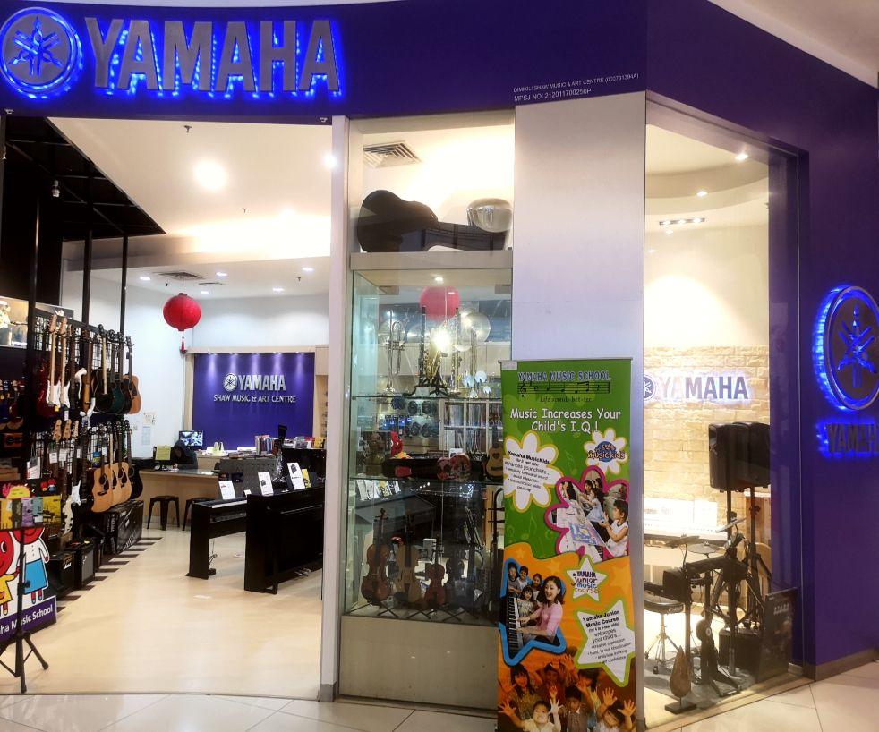Yamaha Music   Education   Lifestyle   The Mines
